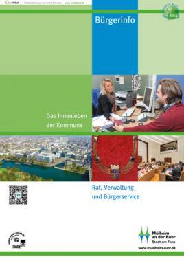 Bürgerinformationsbroschüre - Mülheim   aktualisiert Auflage