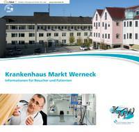 ARCHIVIERT Krankenhaus Markt Werneck