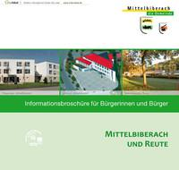 Informationsbroschüre für Bürgerinnen und Bürger - Mittelbiberach und Reute