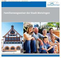 Familienwegweiser der Stadt Metzingen