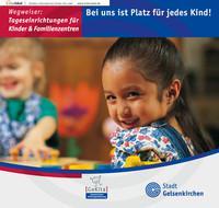 Familienbroschüre: Bei uns ist Platz für jedes Kind! - Stadt Gelsenkirchen