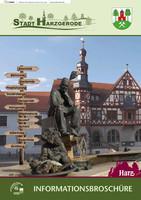 Informationsbroschüre - Stadt Harzgerode