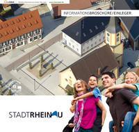 Informationsbroschüre - Stadt Rheinau - Einleger