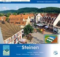 Bürgerinformationsbroschüre der Gemeinde Steinen