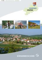 Die Bürgerbroschüre der Stadt Sinzing
