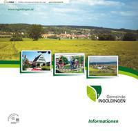 Bürgerinformationsbroschüre der Gemeinde Ingoldingen