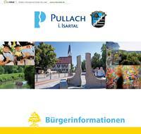 Die Bürgerinformationsbroschüre - Pullach im Isartal