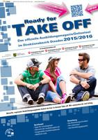 Ready for Take off 2015/16 im Direktionsbezirk Dresden