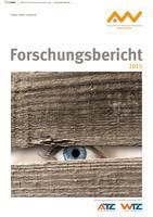 Forschungsbericht der Hochschule Amberg-Weiden 2015