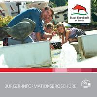 Ebersbach an der Fils Bürger-Informationsbroschüre