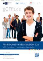 Ausbildungs- und Messemagazin 2015