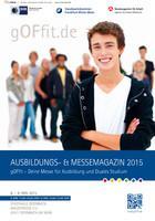 Ausbildungs- und Messemagazin 2015 Einleger