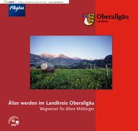 Seniorenwegweiser des Landkreises Oberallgäu