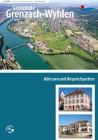Einleger zur Bürgerbroschüre Ihrer Verwaltung Gemeinde Grenzach-Wyhlen