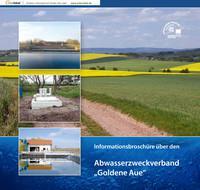 """ARCHIVIERT Abwasserzweckverband """"Goldene Aue"""" Informationsbroschüre"""