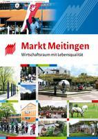 Markt Meitingen Wirtschaftsraum mit Lebensqualität - Einleger