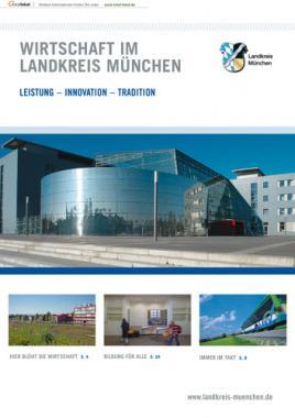 Wirtschaft im Landkreises München