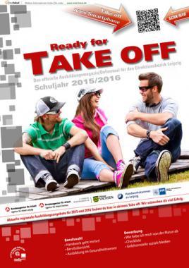 Ready for Take Off 2015/2016 - Magazin für Ausbildung, Beruf und mehr...