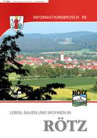 Informationsbroschüre der Gemeinde Rötz
