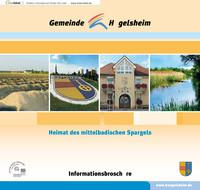 Bürger-Informationsbroschüre der Gemeinde Hügelsheim