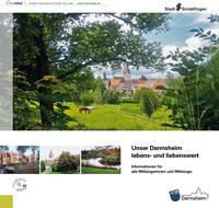 Bürgerinformationsbroschüre Darmsheim
