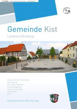 Informationsbroschüre der Gemeinde Kist