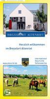 Herzlich willkommen im Brezelort Altenriet