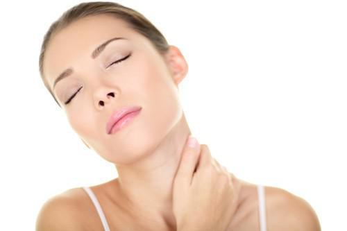 lymphknoten am nacken