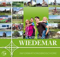 Informationsbroschüre Gemeinde Wiedemar