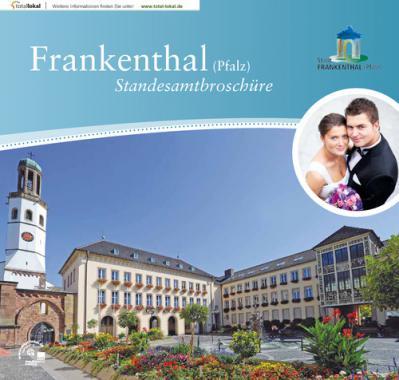 Standesamtbroschüre Frankenthal (Pfalz)