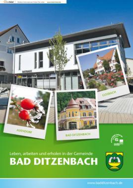Leben, arbeiten und erholen in der Gemeinde Bad Ditzenbach