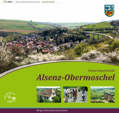 Verbandsgemeinde Alsenz-Obermoschel - Bürger-Informationsbroschüre