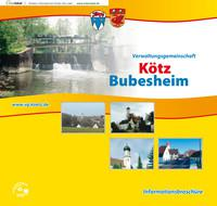 Infomationsbroschüre Verwaltungsgemeinschaft Kötz Bubesheim