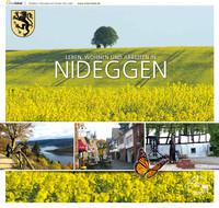 Bürgerinfomationsbroschüre der Stadt Nideggen