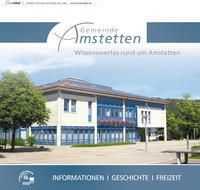 ARCHIVIERT Gemeinde Amstetten - Wissenswertes rund um Amstetten
