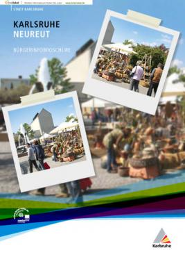 Informationsbroschüre des Stadtteils Karlsruhe-Neureut