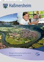 Bürgerinformationsbroschüre Haßmersheim
