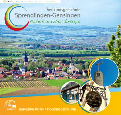 Bürgerinformation Verbandsgemeinde Sprendlingen-Gensingen