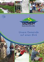 ARCHIVIERT Sinzheim - Unsere Gemeinde auf einen Blick