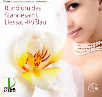 Rund um das Standesamt Dessau-Roßlau