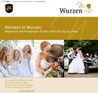 Heiraten in Wurzen - Wegweiser und Anregungen für den schönsten Tag im Leben