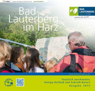 Bürgerinformationsbroschüre der Stadt Bad Lauterberg im Harz