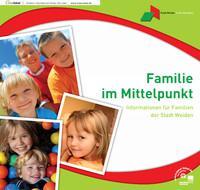 Familie im Mittelpunkt Informationen für Familien der Stadt Weiden