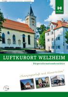 Bürgerinformationsbroschüre Luftkurort Welzheim