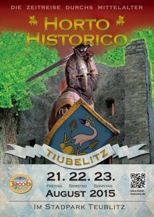 5. Mittelalterfest zu Tiubelitze