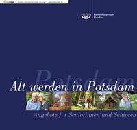 Alt werden in Potsdam - Angebote für Seniorinnen und Senioren