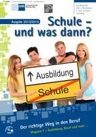 ARCHIVIERT Schule und was dann? - Ausbildung 2015/2016