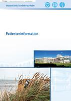 Patienteninformation der Ostseeklinik Schönberg-Holm