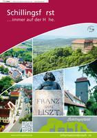 Bürgerinformationsbroschüre der Stadt Schillingsfürst