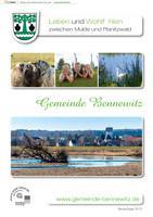 Leben und Wohlfühlen zwischen Mulde und Planitzwald - Gemeinde Bennewitz